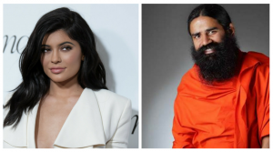 kylie jenner vs baba ramdev's networth