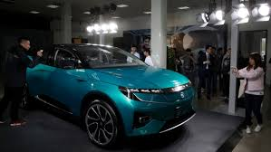 china is the largest electric vehicle consumer