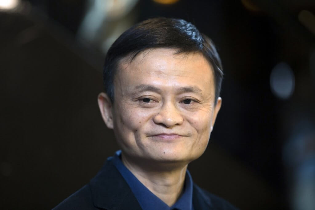 alibaba's owner Jack ma