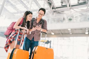 japanese tourism increases with social media