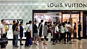 The crazy rich asians are hiking up the luxury consumption in china