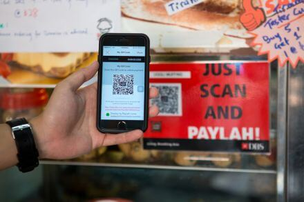 Singalore launches the world's first unified QR code
