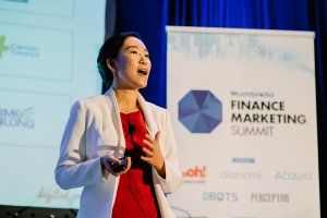 ophenia liang at acbc summit