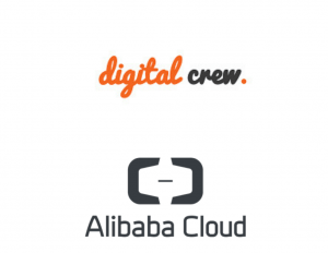 Alibaba cloud and digital crew