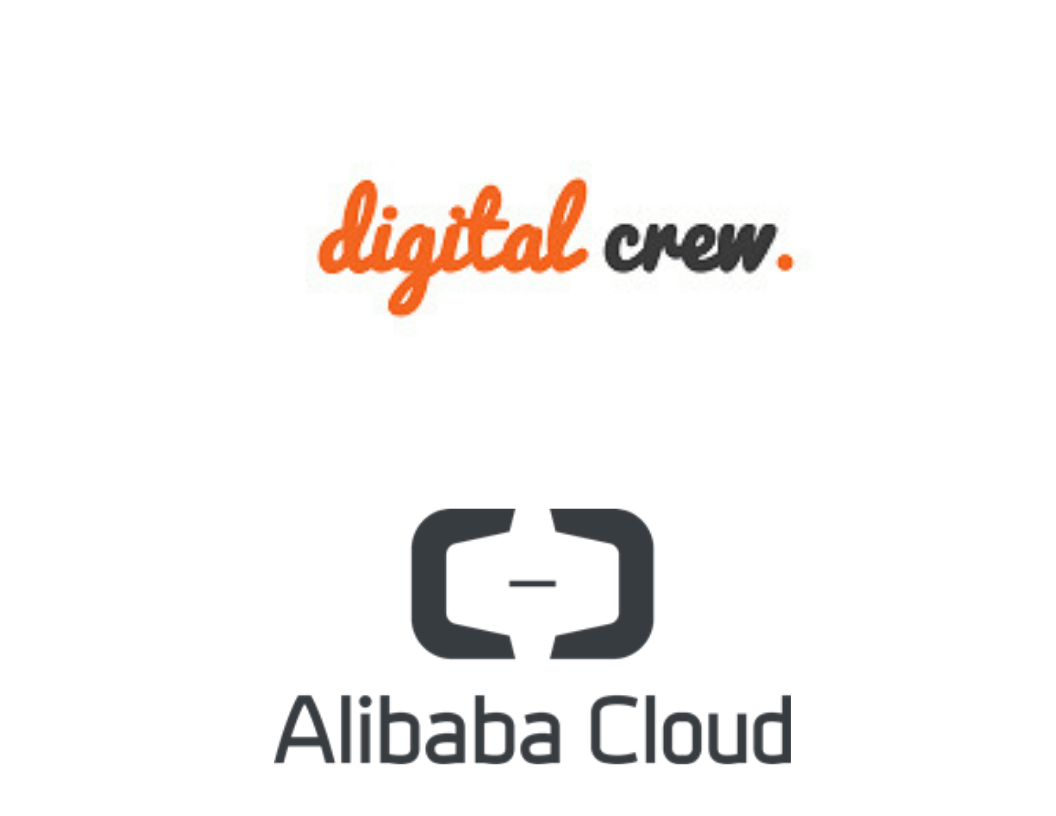 Alibaba cloud and digital crew