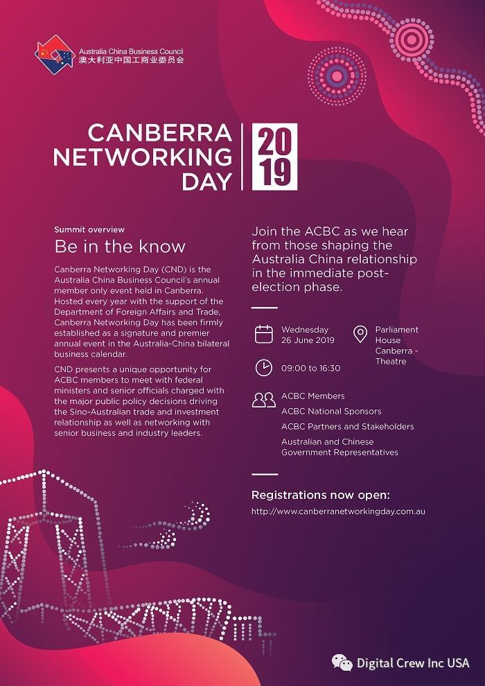 canberra networking day